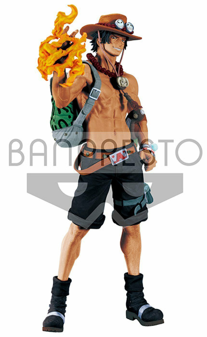 Figure One Piece Portuguese D Ace Big