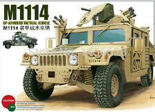 Bronco 1/35 M1114 Up-armored Tactical Vehicle #35080