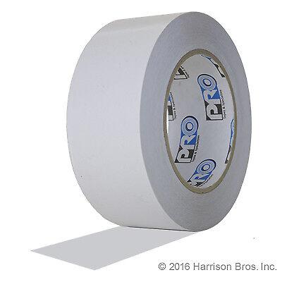 2 Inch White Pro Gaffer Gaffers Tape 55 yd roll