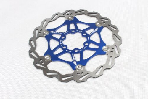Bicycle Disc Brake Rotor 160//180MM Carry 6 Bolts for Mountain Bike Road Bike MTB