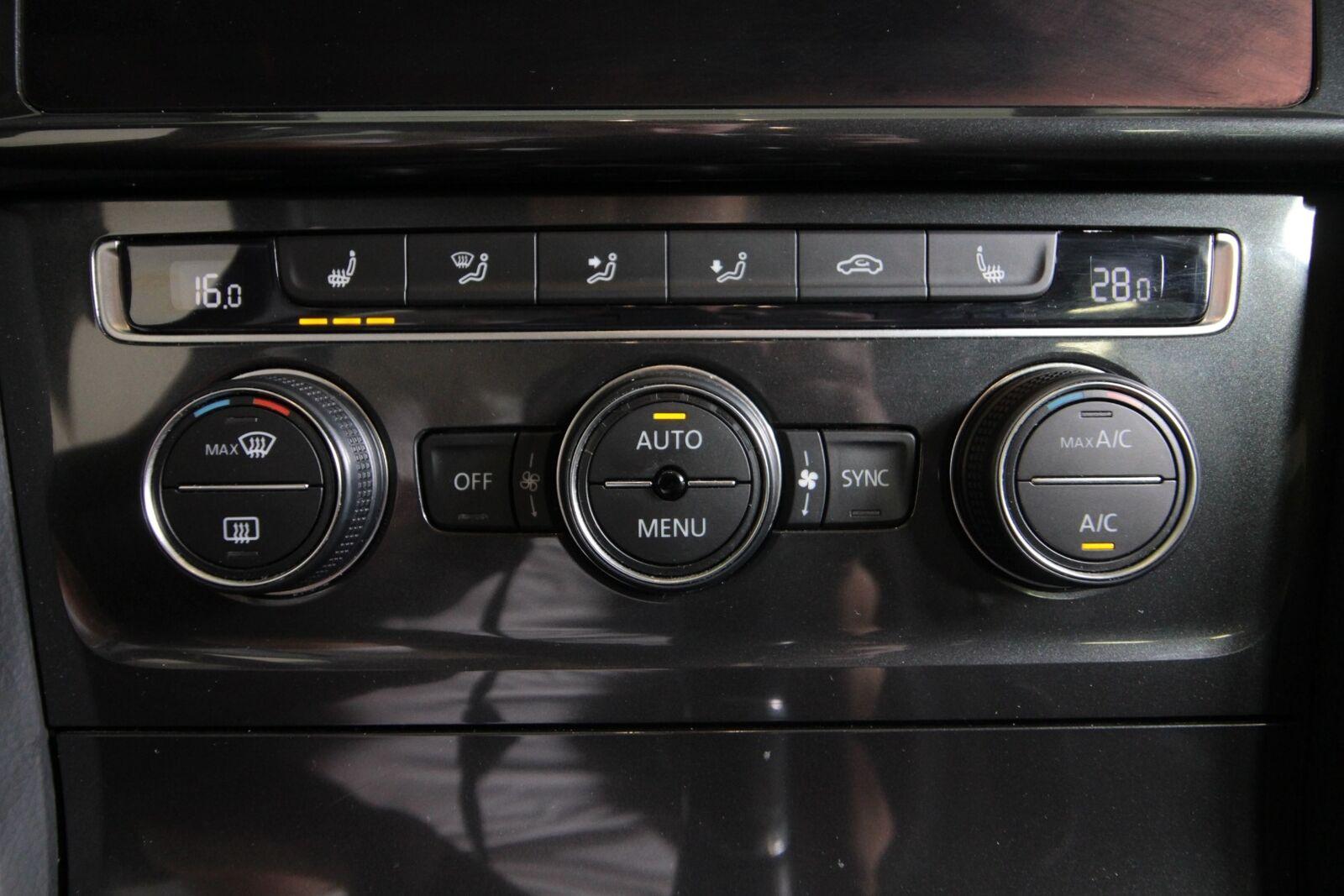 VW Golf VII TDi 115 Comfortline