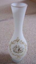 Limoges France style Glass vase