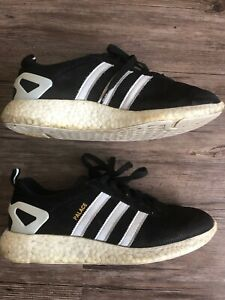 2c216575a19 2015 ADIDAS PALACE PRO BOOST CORE BLACK WHITE GOLD ULTRA NMD S78091 ...