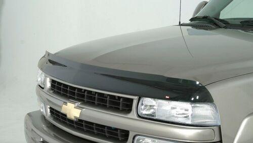 Chevrolet S-10 Blazer 1995-2005 Smoke Bug Hood Shield Bugshield Deflector Stone