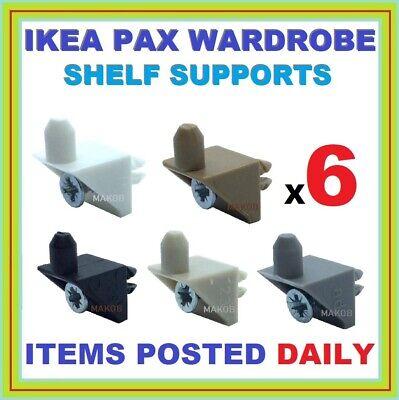 IKEA PAX WARDROBE SHELF SUPPORT