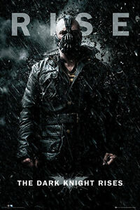Batman-The-Dark-Kinght-Rises-Bane-Rise-POSTER-61x91cm-NEW-Tom-Hardy