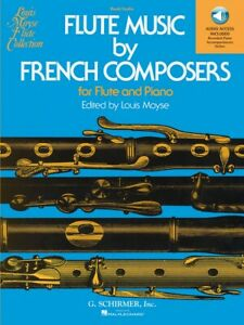 Flute-Music-by-French-Composers-for-Flute-amp-Piano-Woodwind-Solo-Book-050490447