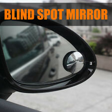 2 Pcs 40mm Dia Wide Angle Blind Spot Mirror 360 Degree View fits Car SUV Truck