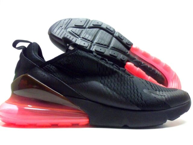 NIKE AIR MAX 270 BLACKBLACK HOT PUNCH SIZE MEN'S 15 [AH8050 010]