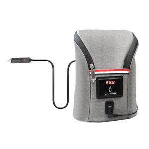 Car Auto Portable Milk Bottle Warmer