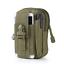 Sacoche-de-Ceinture-Style-Militaire-Randonnee-Scout-Trekking-Camping-Smartphone miniature 9