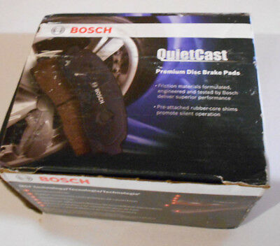 Bosch BP1326 Rear Disc Brake Pads