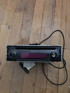 Details about Used Kenwood kdc-mp538u car radio on