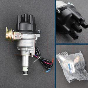 Details about Fits Nissan Pathfinder D21 Z24 Engine 2 4L Electronic  Distributor Dizzy 1986-92