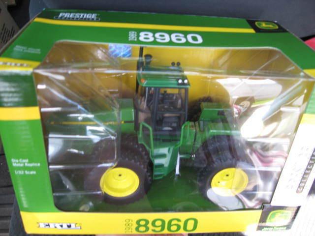 1 32 John Deere 8960 4wd Prestiege Séries Tracteur par Ertl, Agréable Détail,