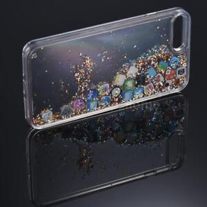 Details about Glitter APP Icon Liquid Quicksand Phone Case Cover for iPhone  7 8 7/8 Plus D5S8
