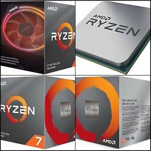 Amd Ryzen 7 3700x 8 Core 16 Thread Unlocked Desktop Processor Wraith Prism New 730143309974 Ebay