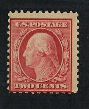 CKStamps: US Stamps Collection Scott#519 2c Washington Unused Regum