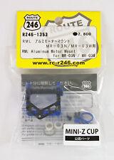 Kyosho Mini Z R246-1353 RML Aluminum Motor Mount for MR-03