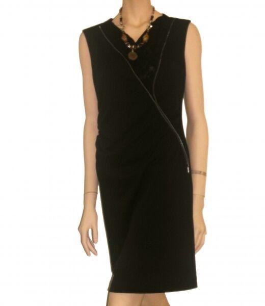 Traumhaft Tunika  Kleid Biba Gr.36 Fashion Night schwarz Neu