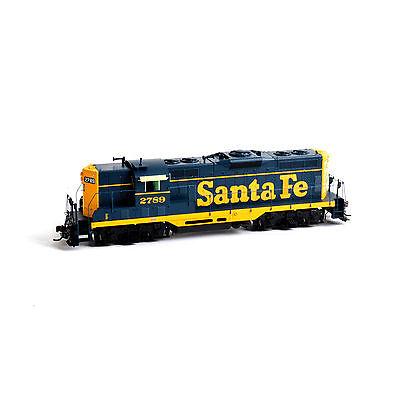 HO Santa Fe GP7 Locomotive #2789 w/ Sound - Athearn Genesis #G64248 vmf121