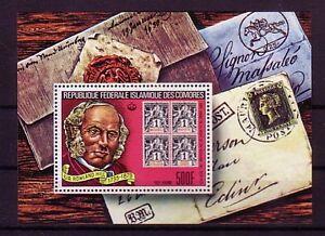 Comores Michel numéro bloc 191 a cachet (Hill- 18)-afficher le titre d`origine sSLM8OdH-07154304-832090828