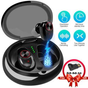 Bluetooth-5-0-Headset-Wireless-Headphones-Earbud-Earphones-For-iPhone-Samsung-LG