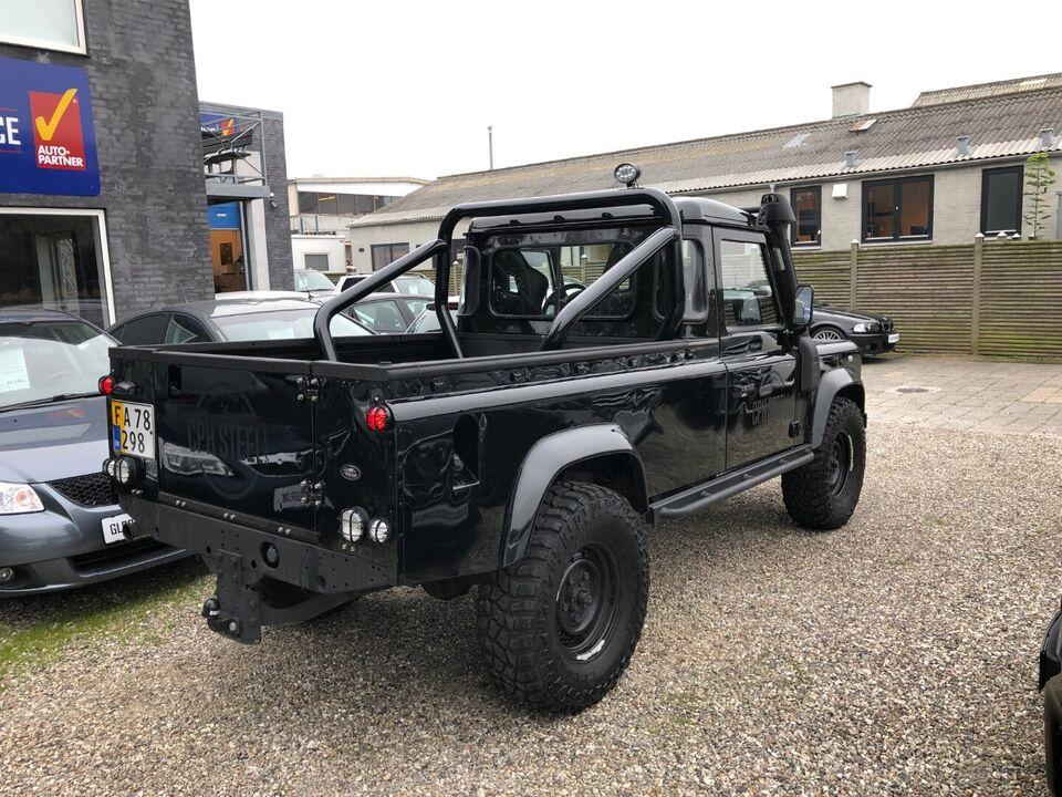 """Land Rover Defender 110 2,2 TD4 110 """" SW SE Van Diesel modelår"""