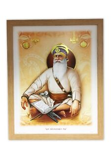 Image Is Loading Baba Deep Singh Ji Punjab Sikhs Art Sikhi
