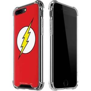 Details about DC Comics Flash iPhone 7/8 Plus Clear Case - The Flash Emblem