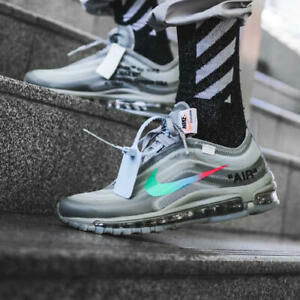 Details about OFF White x Nike Air Max 97