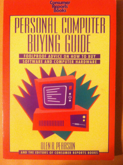 Personal Computer Buying Guide by Olen R. Pearson (1990, Paperback) store#2357