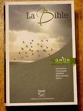 French Bible, Large Print French Bible, Segond 21, La Sainte Bible