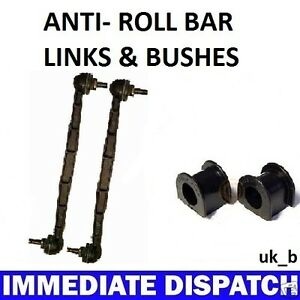 Vauxhall-ASTRA-H-2004-Front-ARB-Anti-Roll-Bar-Sway-bar-Bushes-amp-Links-4