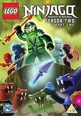 Lego Ninjago - Masters Of Spinjitzu: Season 2 - Part 2 (DVD) (C-PG)
