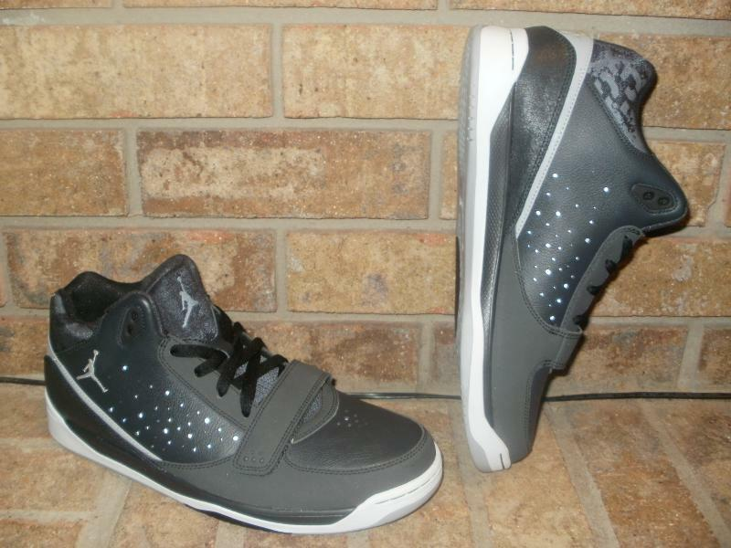 Nike Jordan Phase 23 Classic Basketball Shoe 11/630615-003 Anthracite/Wht/Blk/Gr Great discount