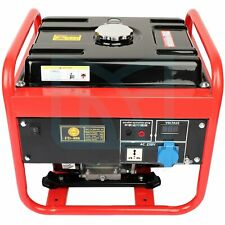 Generator Gasoline 4000 W Powered Generator 110v Commercial Home Use