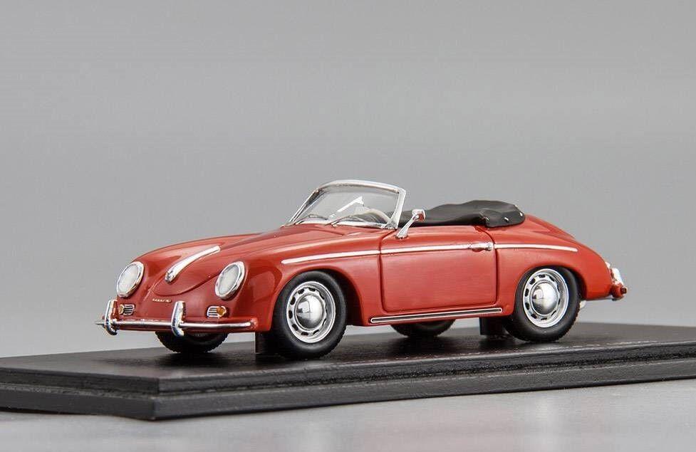 Porsche 356 Convertible D 1959 Spark S4461 1:43