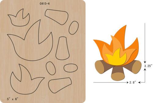 New matches  wooden die Cutting Dies  Scrapbooking  C-415-4