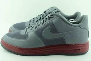 11 1 Force Nike Größe New Sicherung Lunar Cool 0 Grey Men Authentic Nrg Rare wwzxf1W4n