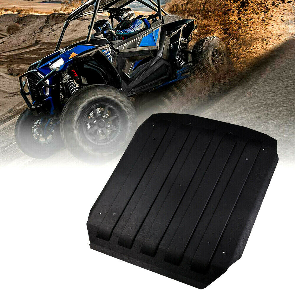 Open Trail Poly Molded HDPE Hard Top Roof Black Polaris RZR 900 1000 XP 14-19