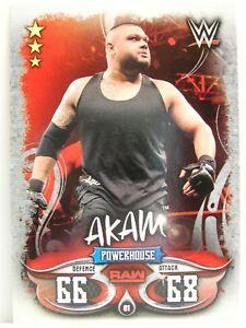 Slam Attax - #081 AKAM-Live 2018-afficher le titre d`origine IgZJIHM2-09171141-584681017