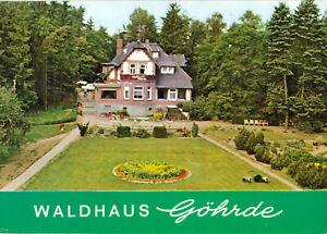 AK-Goehrde-Pension-Waldhaus-Goehrde-um-1980