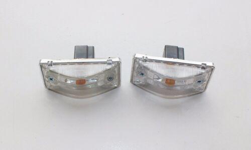DAIHATSU F70 ROCKY FEROZA BLIZZARD SIDE FENDER MARKER TURN SIGNAL LAMP SET NEW