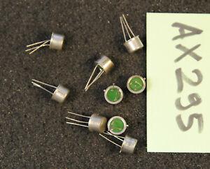 Lot de 9 x transistor 2N2904 SESCOSEM Thomson  ( AX295 )