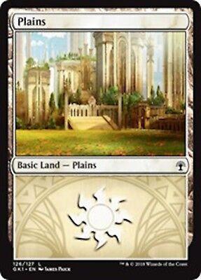 ***10x Plains *** MINT Guilds of Ravnica Kits GRN MTG Magic Cards Selesnya