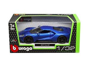 Image Is Loading Bburago  Ford Gt   Cast Model