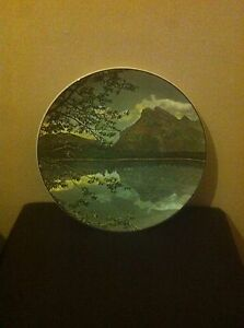 Royal Doulton Collectors Plate  Vermilion Lake And Mount Rundle D6473 - <span itemprop=availableAtOrFrom>Burton-on-Trent, Staffordshire, United Kingdom</span> - Royal Doulton Collectors Plate  Vermilion Lake And Mount Rundle D6473 - Burton-on-Trent, Staffordshire, United Kingdom