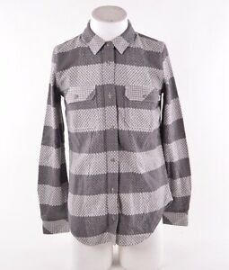 f6bc08f296 2017 NWOT MENS VANS BOX FLANNEL LONG SLEEVE BUTTON UP SHIRT $50 S ...