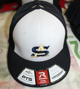 4686c34bfb Details about MLB Minor Team San Antonio Missions Richardson Flex Fit PTS Hat  Cap Sz XS-Sm NWT